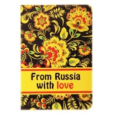 "Обложка для паспорта ""From Russia with love"""