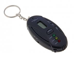 Алкотестер электронный (на батарейках)