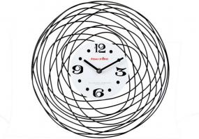 """Часы настенные """"Плетение"""""""