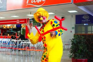 "Клоунада: программа ""Цирк приехал!"""