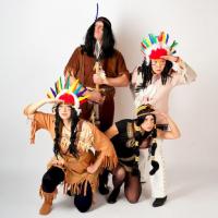 Индейская вечеринка