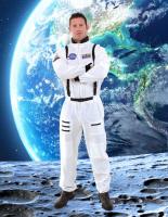 Аниматор космонавт