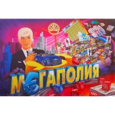 """Настольная игра """"Мегаполия"""""""