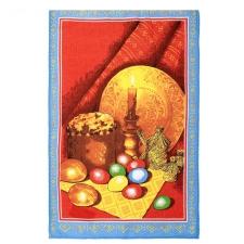 Полотенце кухонное к Пасхе,  52*72 см, 100% хлопок