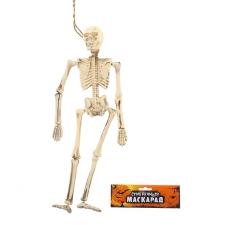 Скелет на подвесе большой, розыгрыш_0