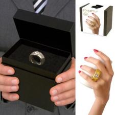 Кружка керамическая с ручкой - кольцом «Предложение»