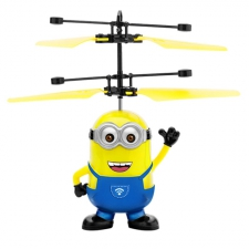 Игрушка Летающий Миньон Дэйв (Светящиеся глаза)
