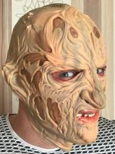 """Латексная маска """"Фредди Крюгер"""" (Freddie Kruger)"""