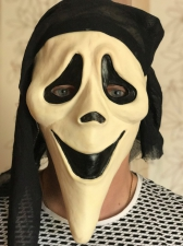 "Латексная маска ""Добрый Крик"""
