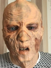 """Латексная маска """"Мумия / Зомби"""""""