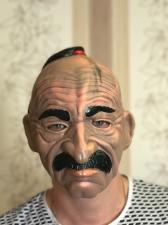 """Латексная маска """"Казак"""""""