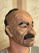 """Латексная маска """"Казак""""_1"""