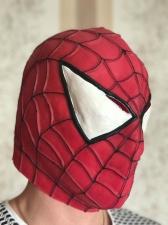 """Латексная маска """"Человек Паук"""""""