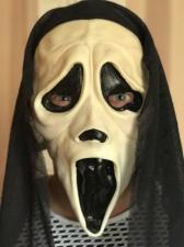 """Латексная маска """"Крик""""_0"""