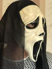 """Латексная маска """"Крик"""""""