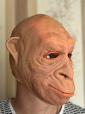 "Латексная маска ""Обезьяна"""