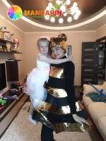 Аниматор Кукла Королева Пчелка (Queen Bee)_4