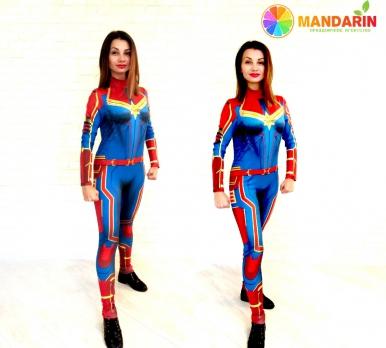 Аниматор Капитан Марвел (Captain Marvel)