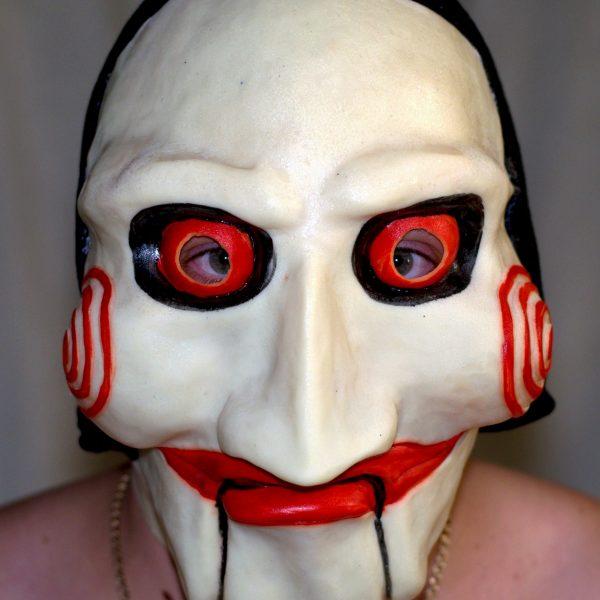 """Латексная маска """"Пила"""""""