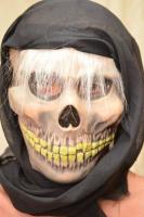 """Латексная маска """"Смерть"""""""