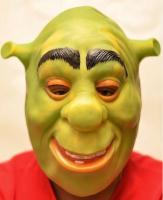 "Латексная маска ""Шрек"""
