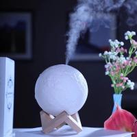 """Арома увлажнитель воздуха - светильник """"Луна"""", 1500 ml_3"""