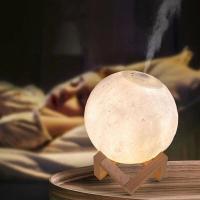 """Арома увлажнитель воздуха - светильник """"Луна"""", 1500 ml_6"""