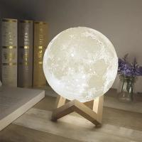 """Арома увлажнитель воздуха - светильник """"Луна"""", 1500 ml_9"""