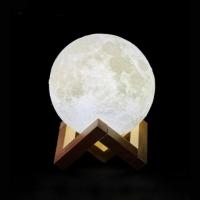 """Арома увлажнитель воздуха - светильник """"Луна"""", 1500 ml_11"""